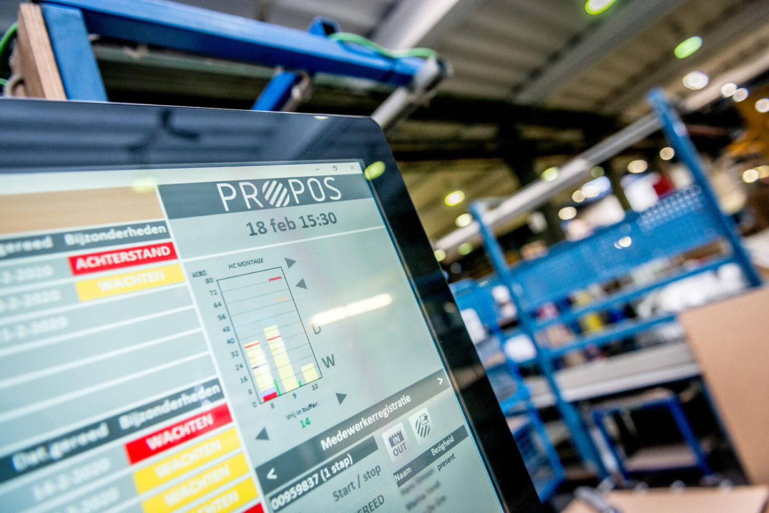 PROPOS medewerkerregistratie data inzichten