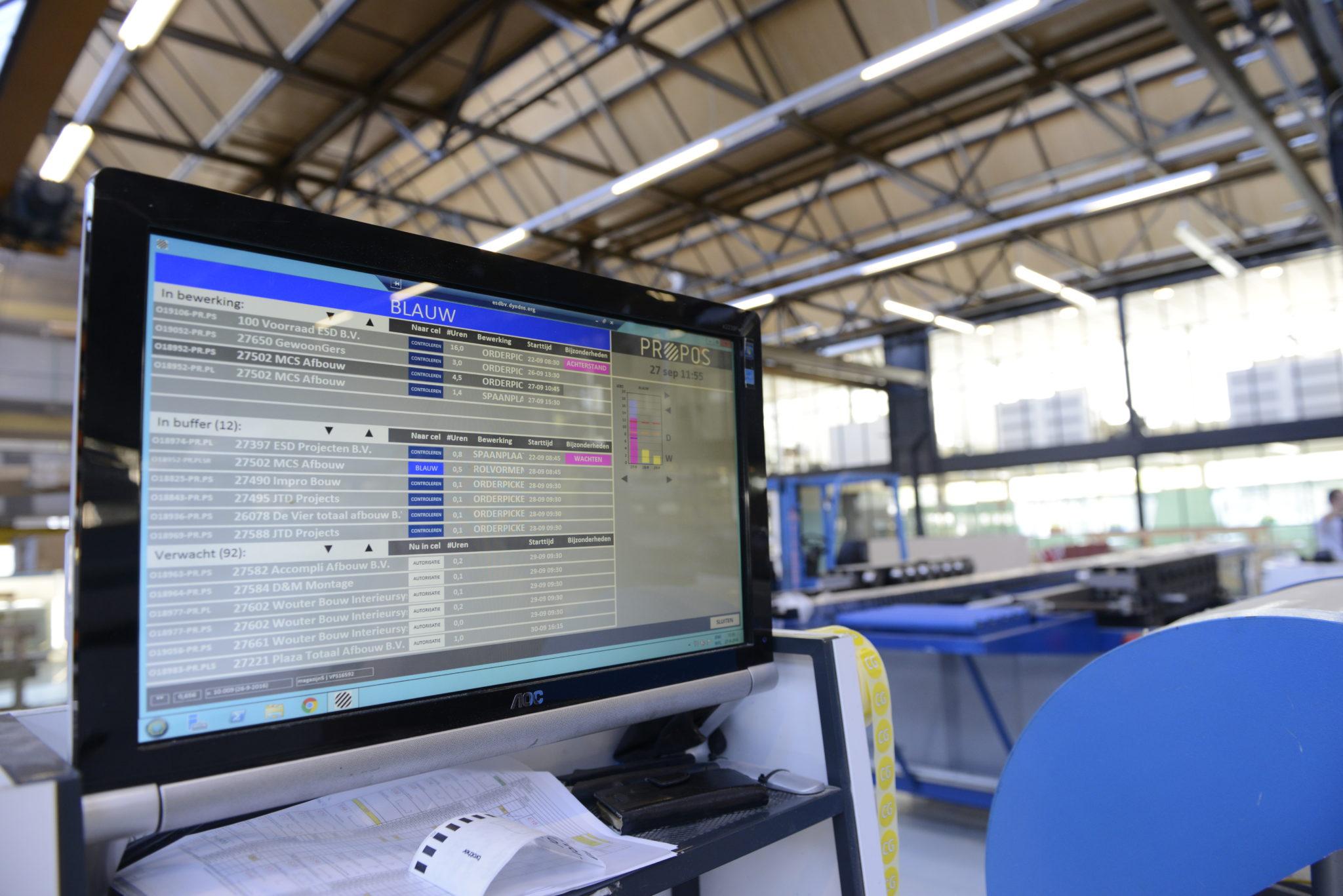Automatische planning -