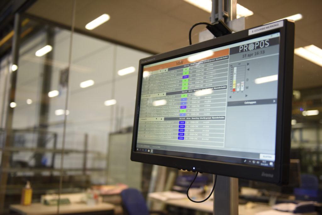 Software voor productieplanning en meer -