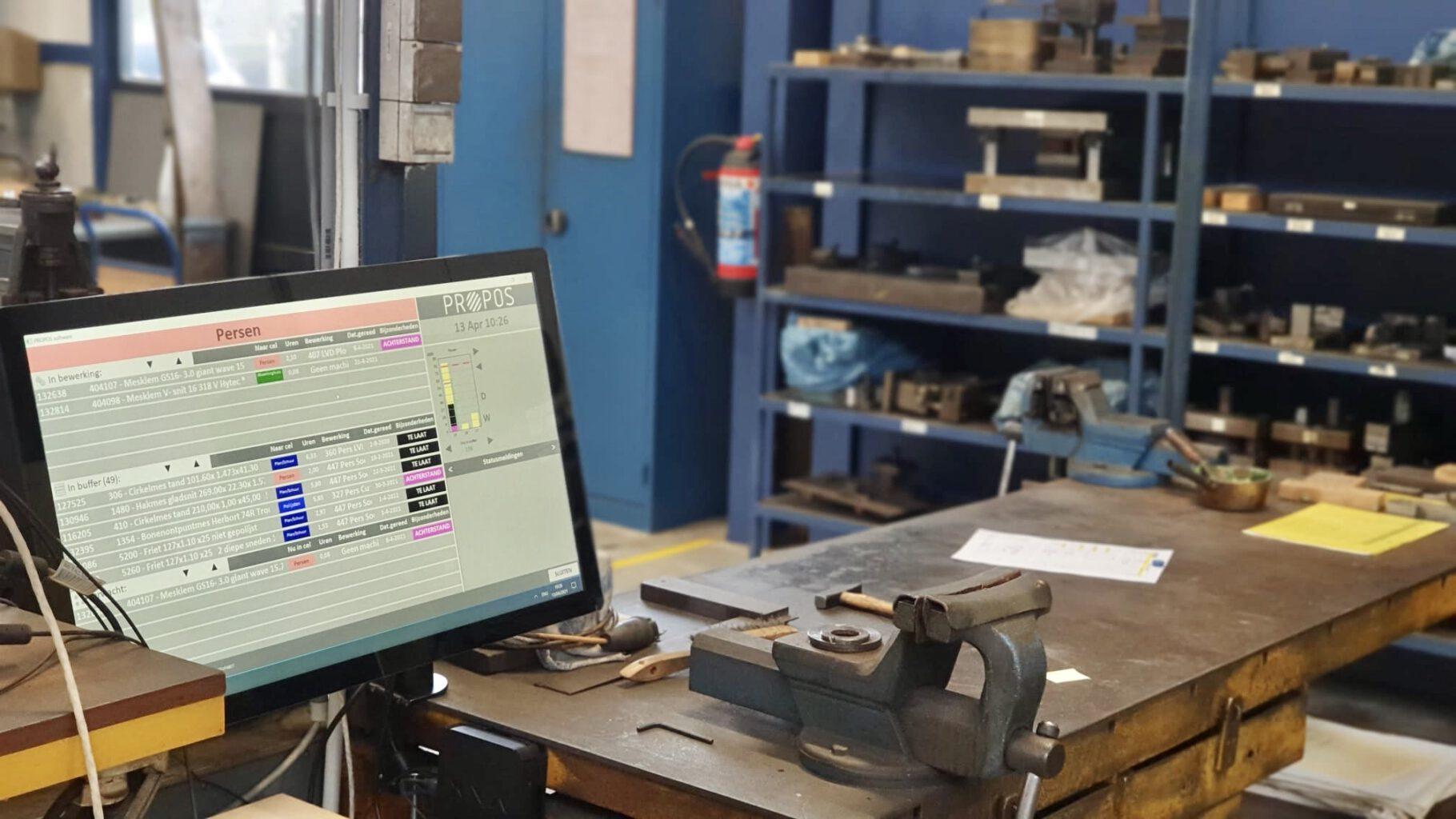 Live bij Stumabo: meer flow, minder files in productie -