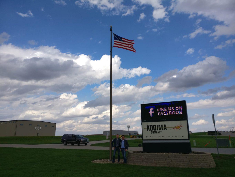 Kooima Company, Rock Valley (Iowa, US), kiest voor PROPOS -