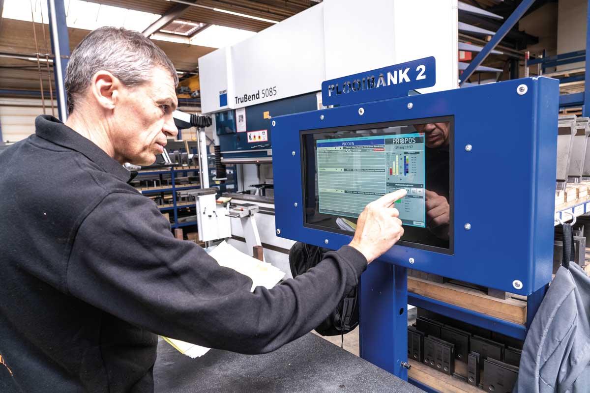 propos provan shop floor control factory of the future
