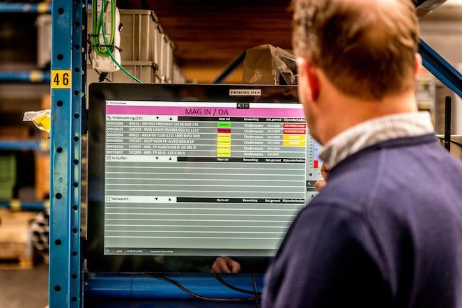 PROPOS als tool voor visueel kwaliteitsmanagement -
