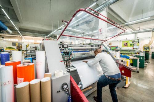 otm-zenith drukkerij met shop floor control
