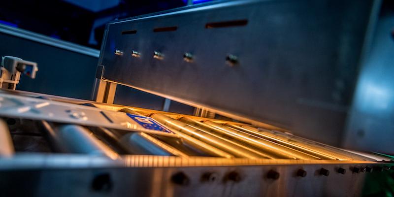 Shop floor control bij drukkerij OTM-Zenith: '700 orders per dag: PROPOS kan dat aan' -