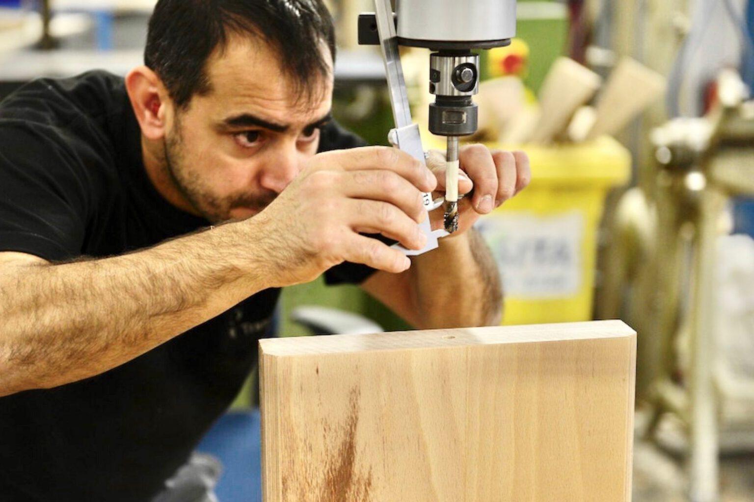 Branche Stappenproducties -