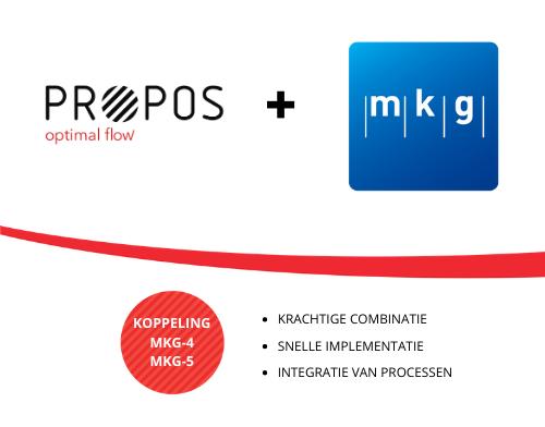 PROPOS koppeling MKG