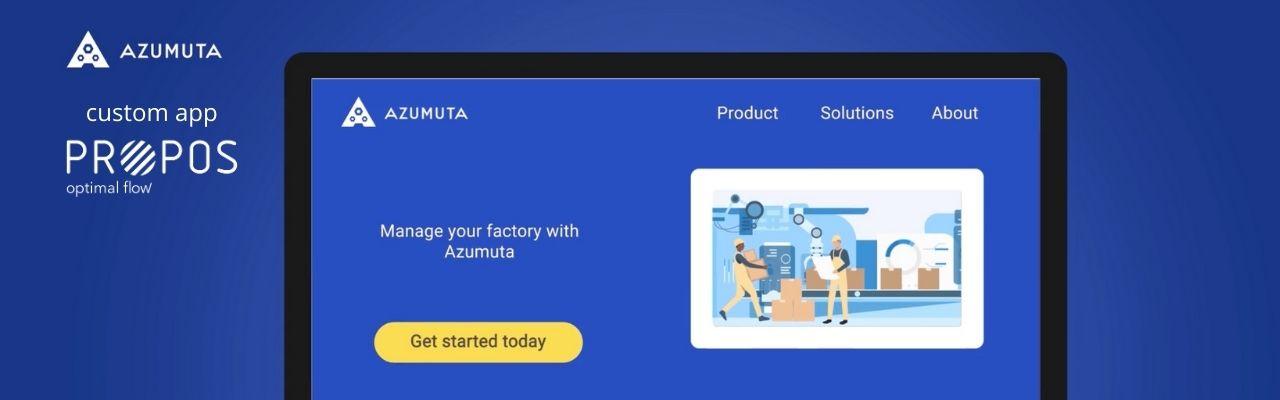 custom app azumuta