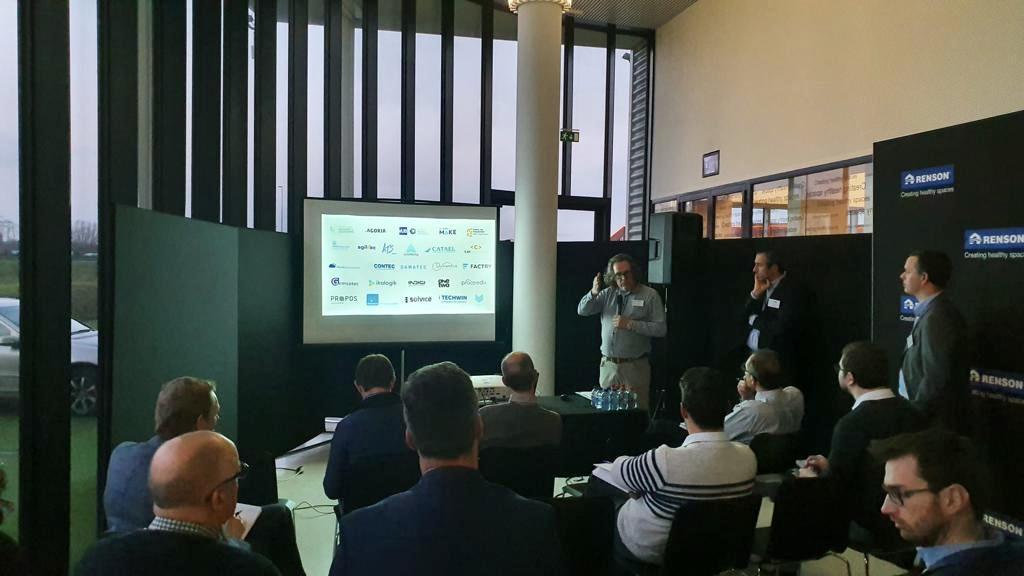 PROPOS op MES-event voor KMO-bedrijven -